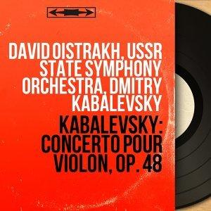 David Oistrakh, USSR State Symphony Orchestra, Dmitry Kabalevsky 歌手頭像