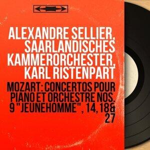 Alexandre Sellier, Saarländisches Kammerorchester, Karl Ristenpart 歌手頭像