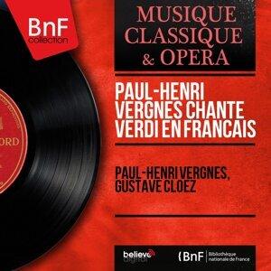 Paul-Henri Vergnes, Gustave Cloëz 歌手頭像