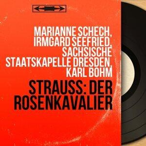 Marianne Schech, Irmgard Seefried, Sächsische Staatskapelle Dresden, Karl Böhm 歌手頭像