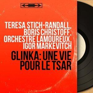 Teresa Stich-Randall, Boris Christoff, Orchestre Lamoureux, Igor Markevitch 歌手頭像
