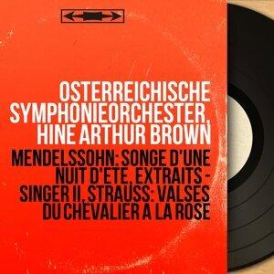 Österreichische Symphonieorchester, Hine Arthur Brown 歌手頭像