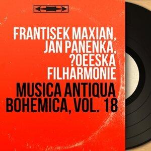 František Maxián, Jan Panenka, Česká filharmonie 歌手頭像