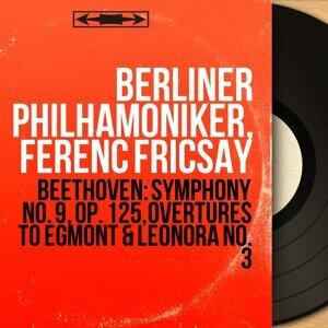 Berliner Philhamoniker, Ferenc Fricsay 歌手頭像