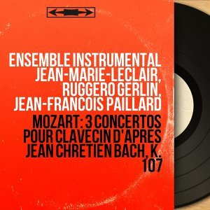 Ensemble instrumental Jean-Marie-Leclair, Ruggero Gerlin, Jean-François Paillard 歌手頭像