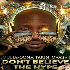 Soulja-Cona Takin' Ova's 歌手頭像