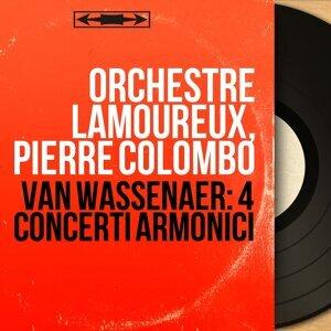 Orchestre Lamoureux, Pierre Colombo 歌手頭像