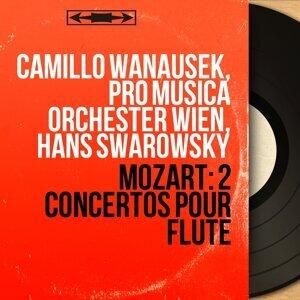 Camillo Wanausek, Pro Musica Orchester Wien, Hans Swarowsky 歌手頭像