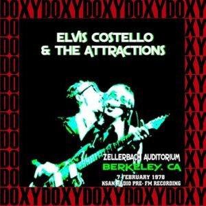 Elvis Costello, The Attractions 歌手頭像