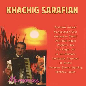 Khachig Sarafian 歌手頭像