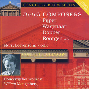 Concertgebouw Orchestra, Marix Loevensohn, Jo Vincent 歌手頭像