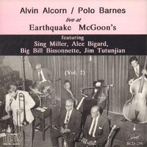 """Alvin Alcorn, Paul """"Polo"""" Barnes 歌手頭像"""