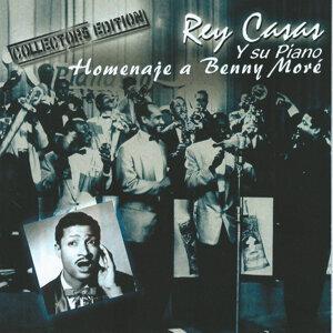 Rey Casas y su Piano 歌手頭像