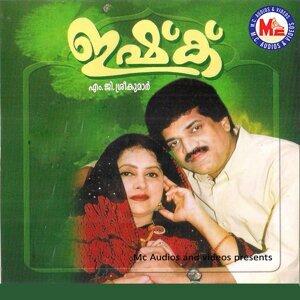 M. G. Sreekumar, Sujatha 歌手頭像