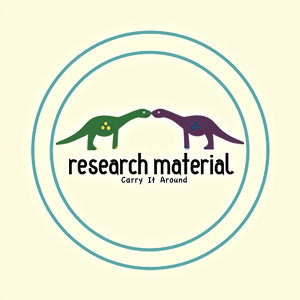 Research Material 歌手頭像