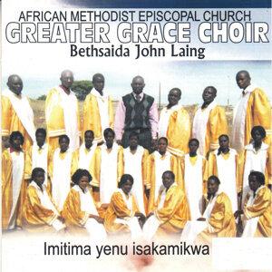African Methodist Episcopal Church Greater Grace Choir Bethsaida John Laing 歌手頭像