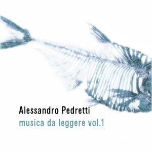 Alessandro Pedretti 歌手頭像