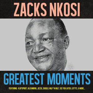 Zacks Nkosi 歌手頭像