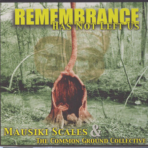 Mausiki Scales & The Common Ground Collective 歌手頭像