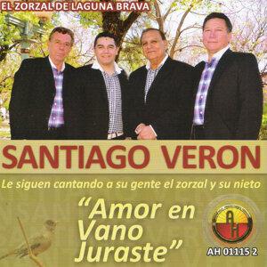Santiago Verón 歌手頭像