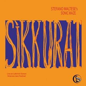 Stefano Maltese, Sonic Maze 歌手頭像