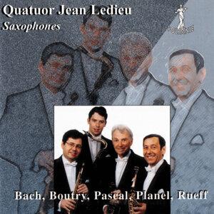 Quatuor de saxophones Jean Ledieu 歌手頭像