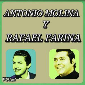 Rafael Farina y Antonio Molina 歌手頭像