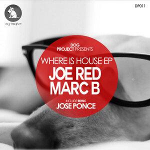 Joe Red, Marc B 歌手頭像