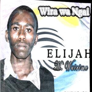 Elijah M. Wairimu 歌手頭像
