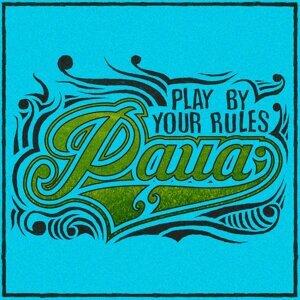 Paua 歌手頭像