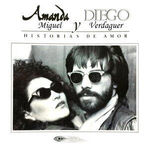Amanda Miguel, Diego Verdaguer