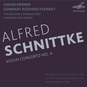 Moscow Conservatory Symphony Orchestra, Gennady Rozhdestvensky, Gidon Kremer 歌手頭像