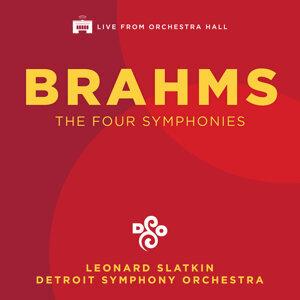 Detroit Symphony Orchestra, Leonard Slatkin 歌手頭像