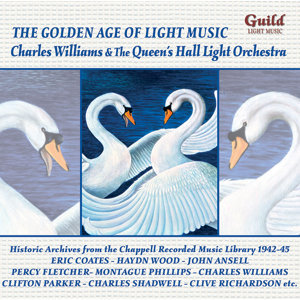 Queen's Hall Light Orchestra, Charles Williams 歌手頭像