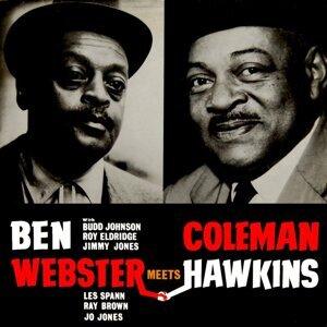 Ben Webster, Coleman Hawkins