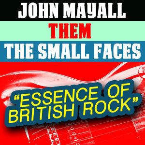 John Mayall, Them, The Small Faces 歌手頭像