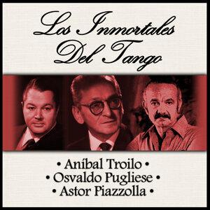Aníbal Troilo, Osvaldo Pugliese, Astor Piazzolla 歌手頭像