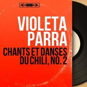 Violeta Parra 歌手頭像