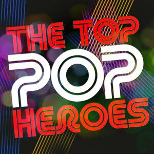 Top 40 DJ's, The Pop Heroes, Top 40 歌手頭像