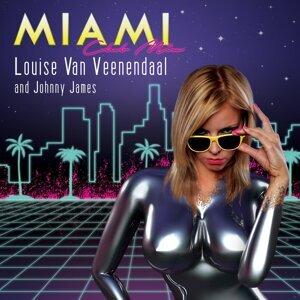 Louise Van Veenendaal, Johnny James 歌手頭像