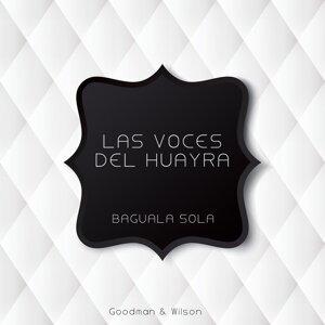 Las voces del Huayra 歌手頭像