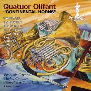 Quatuor Olifant 歌手頭像