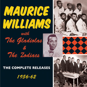 Maurice Williams with The Gladiolas and The Zodiacs 歌手頭像
