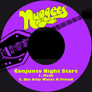 Conjunto Night Start 歌手頭像