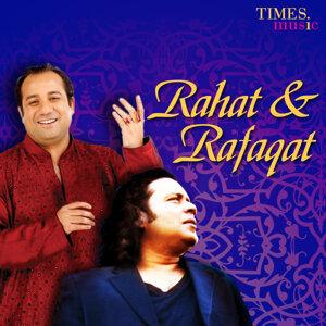 Rahat Fateh Ali Khan, Rafaqat Ali Khan 歌手頭像