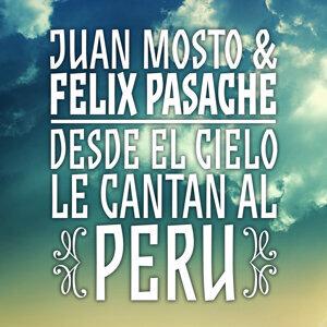 Juan Mosto, Félix Pasache 歌手頭像