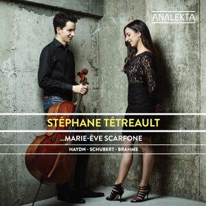 Stéphane Tétreault, Marie-Ève Scarfone 歌手頭像