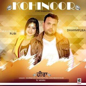 Gurnoor Dharmpura, Ravinder Rubi, Mannu 歌手頭像