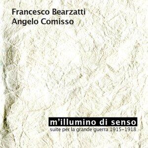 Francesco Bearzatti, Angelo Comisso 歌手頭像