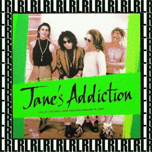 Jane's Addiction (珍的耽溺合唱團) 歌手頭像